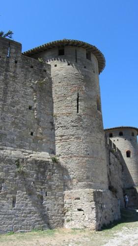 Tour avec restauration plus probable - Cité de Carcassonne