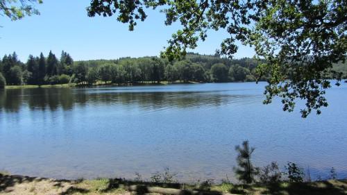 Lac des Montagnès - Montagne Noire
