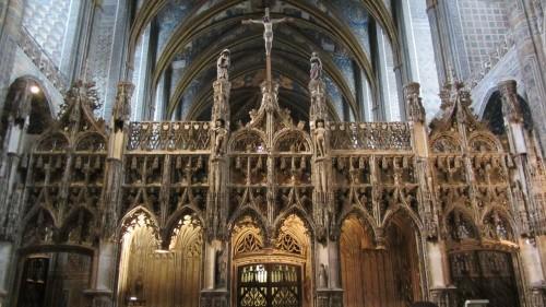 Jubé de la Cathédrale Sainte-Cécile d'Albi