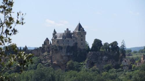 Château de Montfort en Dordogne