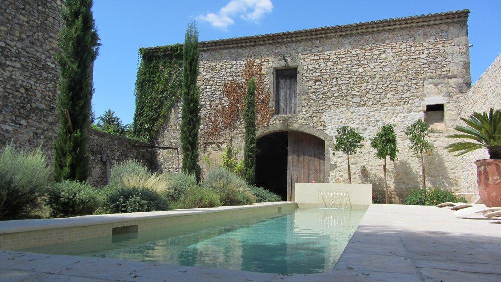 La maison de Pierre (à Vergèze, entre Nîmes et Montpellier)