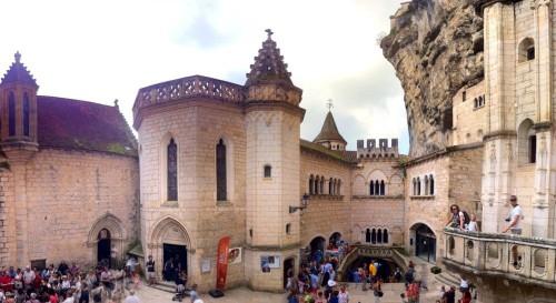 Vue intérieure Rocamadour