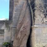 Menhir de la Cathédrale Saint Julien du Mans