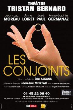 Les Conjoints (Théâtre Tristan Bernard)