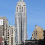 New York - Empire State Building de Madison Square