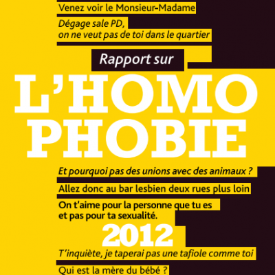 Journée internationale contre l'homophobie (IDAHO 2012)