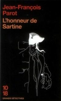L'honneur de Sartine (Jean-François Parot)