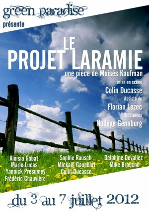Matthew Shepard et The Laramie Project