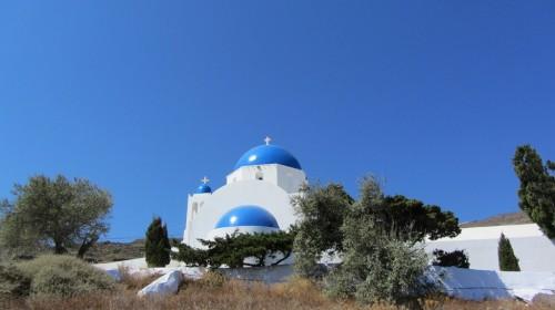 Eglise typique de Santorin