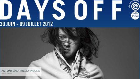 Antony and the Johnsons «Cut The World» à la Salle Pleyel (avec l'Orchestre National d'Ile-de-France)