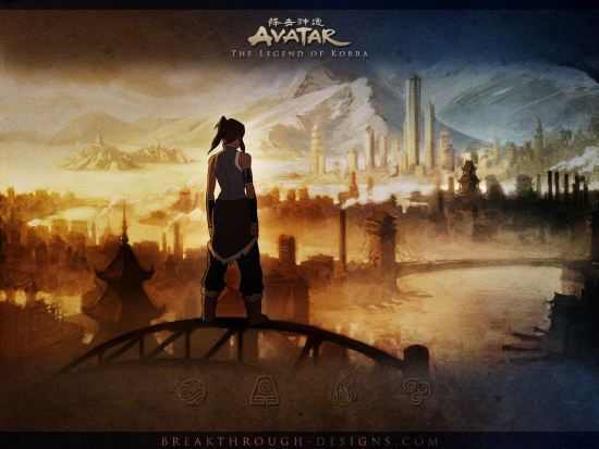 Avatar, The Legend of Korra