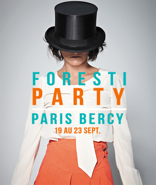 Foresti Party à Bercy