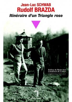 Itinéraire d'un triangle rose (Rudolf Brazda)