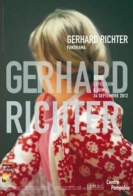 Gerhard Richter, Panorama : Une Rétrospective au centre Pompidou
