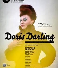 Doris Darling au théâtre du Petit Saint Martin
