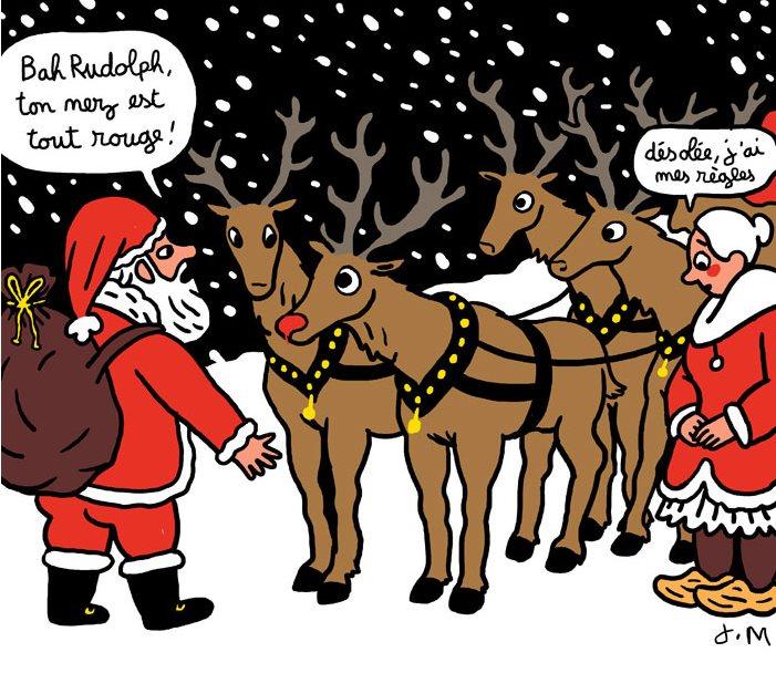 Le Mauvais Esprit de Noël