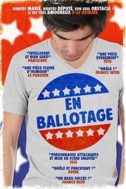En ballotage au Vingtième Théâtre