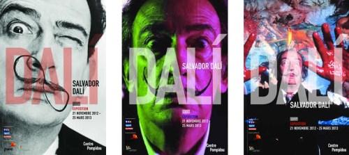 Salvador Dalí (rétrospective) au Centre Georges Pompidou