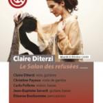 """""""Le salon des refusées"""" de Claire Diterzi à la Cité de la Musique"""