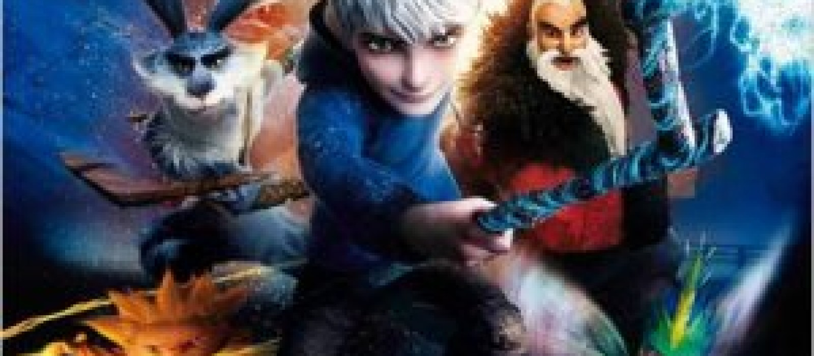 Les Cinq légendes (The rise of the guardians)