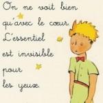 Le Petit Prince - citation