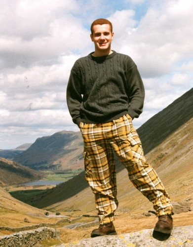 Matoo au Lake District - 1996