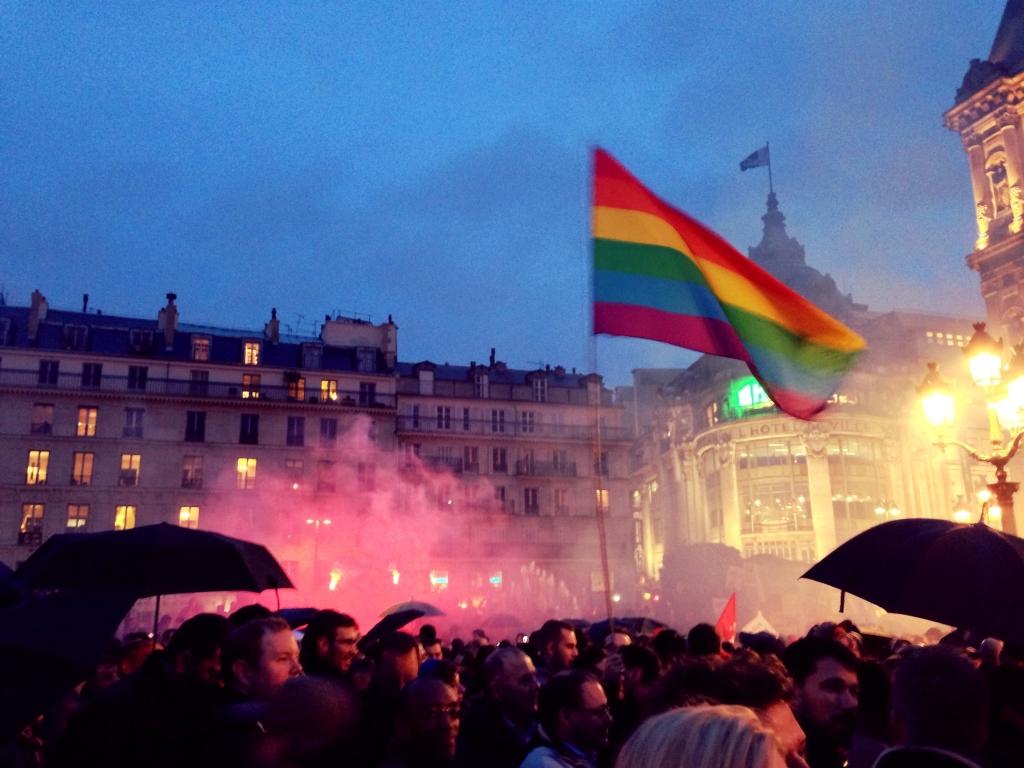 Contre l'homophobie et pour l'Égalité