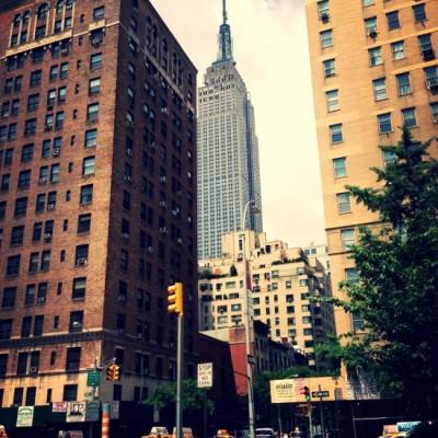 Quelques *clichés* de New York