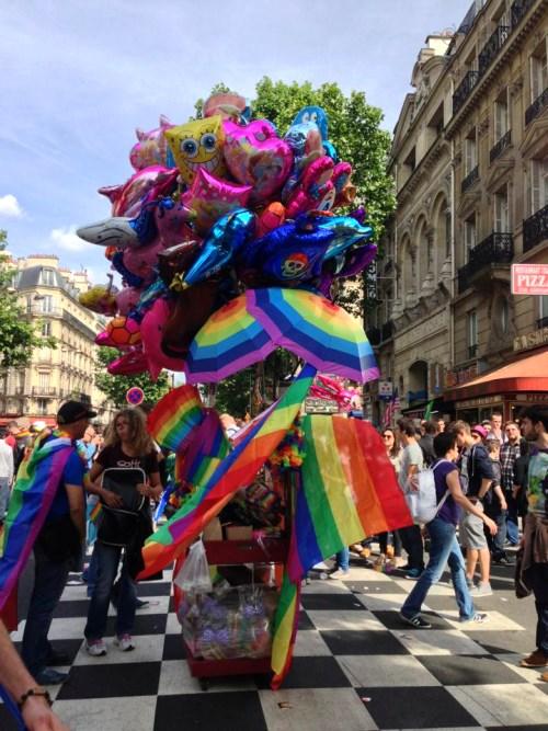 Gay Pride Paris 2013