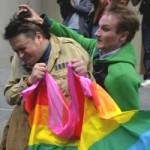 Vague homophobe en Russie