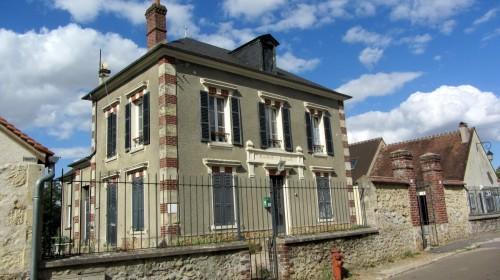 Mairie-Ecole de Berville (Val d'Oise) - Vexin français
