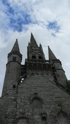 Chapelle Saint-Fiacre - Le Faouët