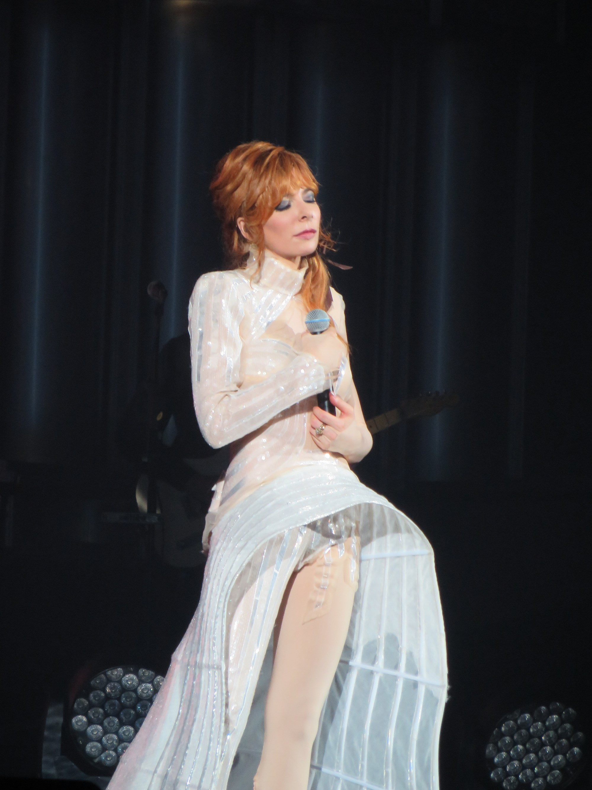 « Timeless 2013 » de Mylène Farmer au POPB – Mes photos !