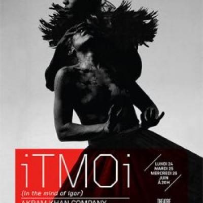 iTMOi (In the mind of Igor) d'Akram Khan au Théâtre des Champs Elysées
