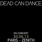 Dead Can Dance au Zénith