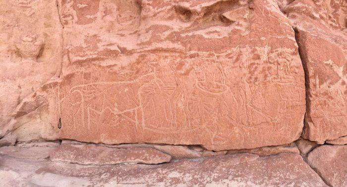 Pétroglyphe de Yerbas Buenas