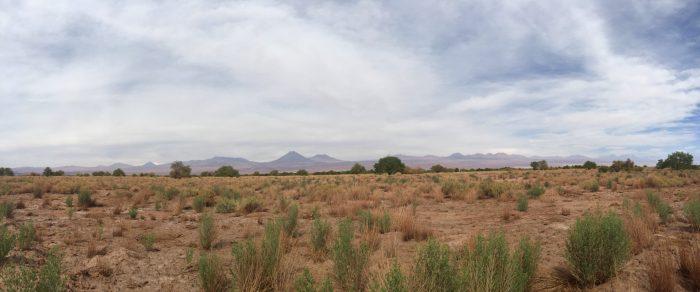Panorama San Pedro de Atacama