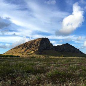 volcan Rano Raraku