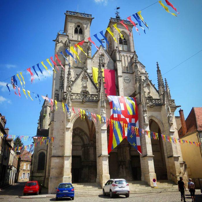 collègiale Notre-Dame de Semur-en-Auxois