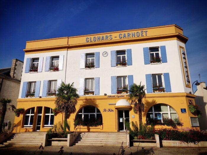 Mairie de Clohars-Carnoët