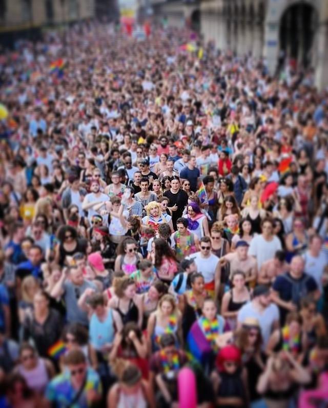 Gay Pride Paris 2018