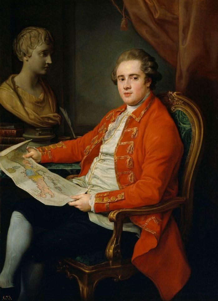 George Legge, 3ème Comte de Dartmouth (3 Octobre 1755 – 10 Novembre 1810),