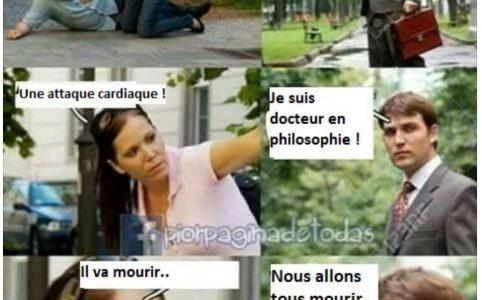 Docteur et philosophie
