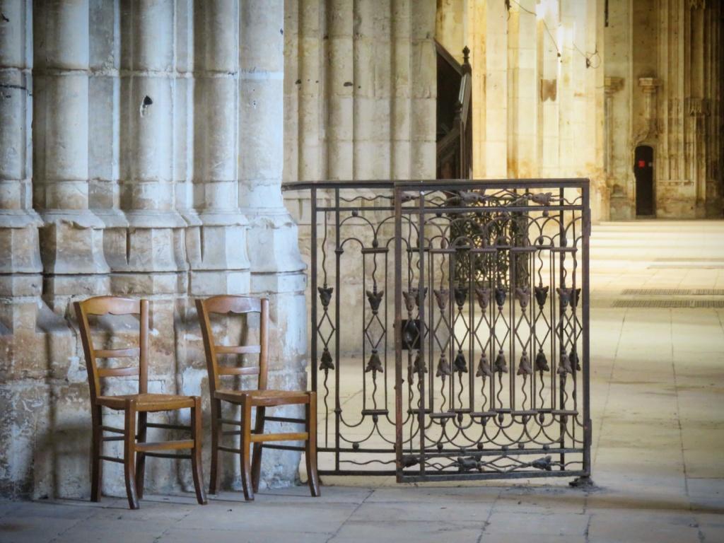 Abbatiale St Ouen - Rouen