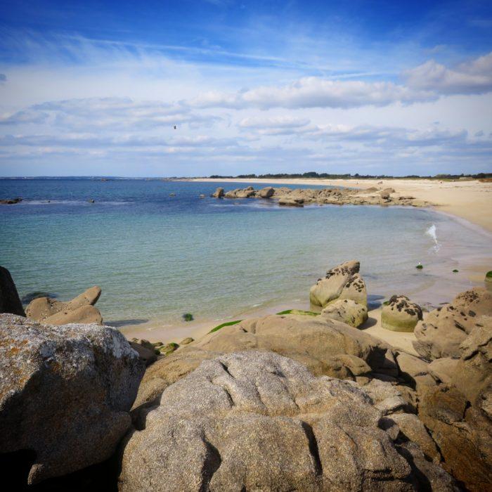 Pointe de Trevignon - Tregunc sur la plage de la Baleine
