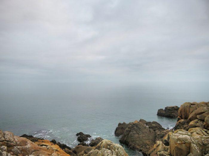 Vue de Port Manec'h (Névez)