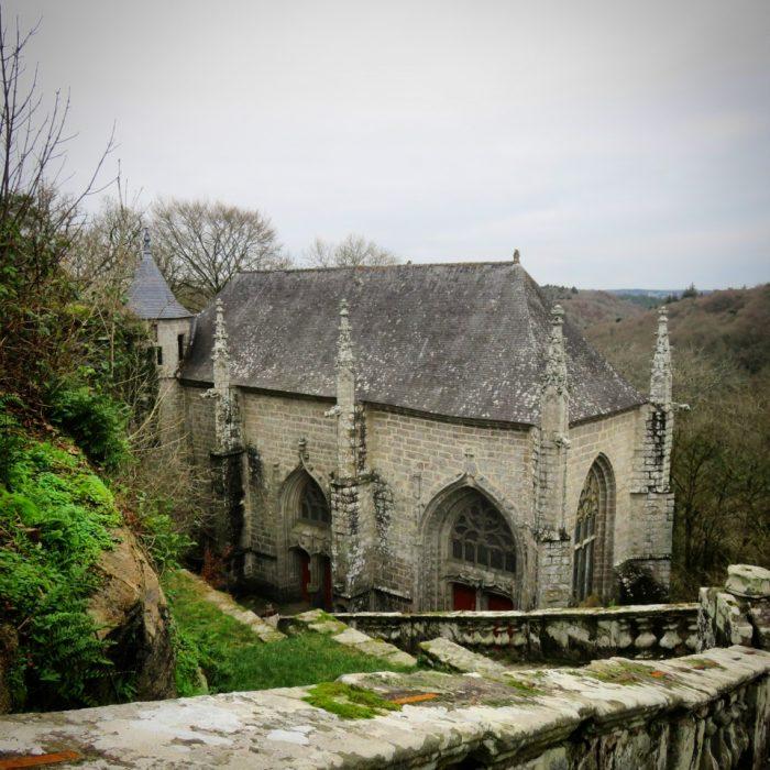Chapelle Sainte Barbe du Faouët