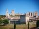 Le Palais des Papes d'Avignon et ses environs